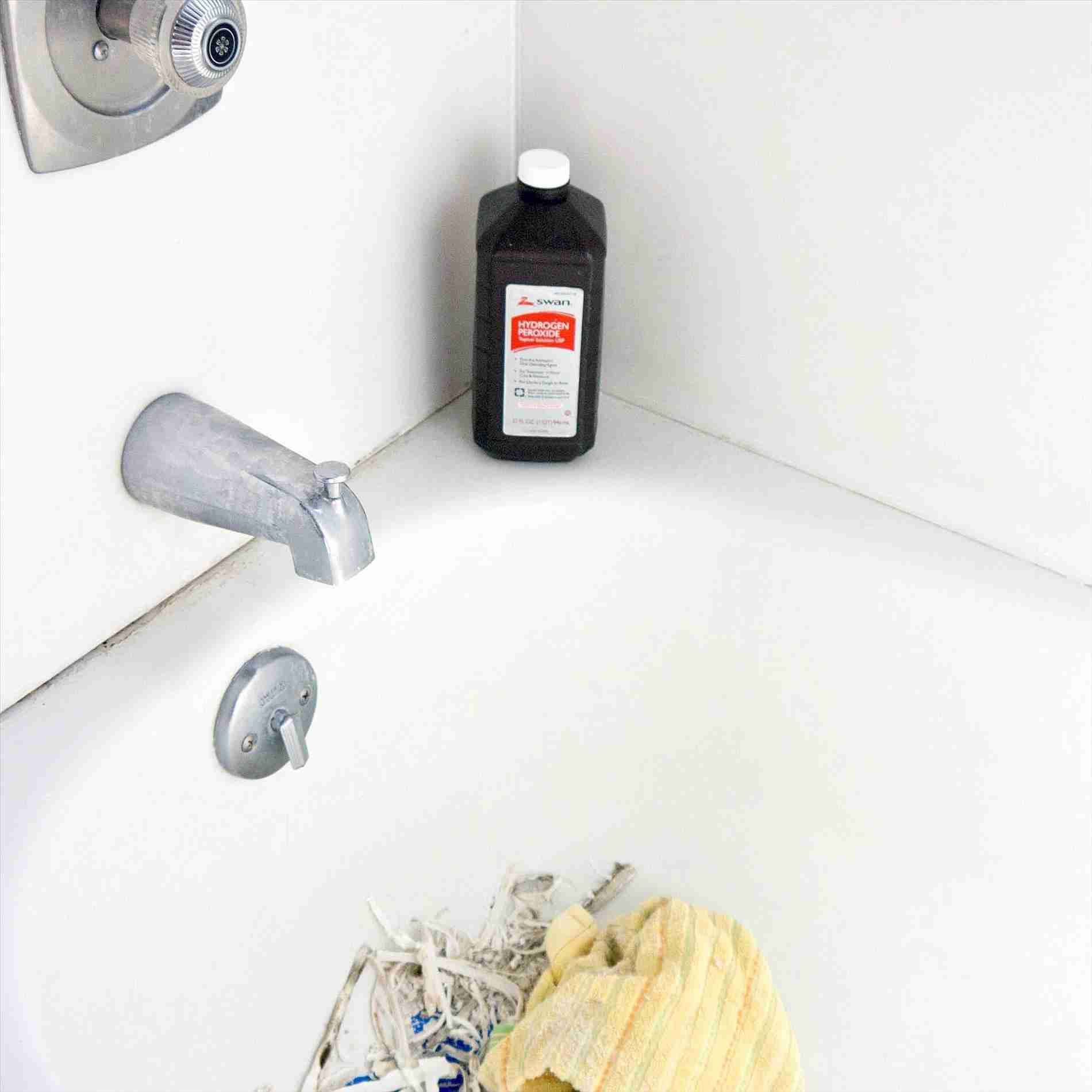 New post Trending-cleaning bathtub with hydrogen peroxide-Visit ...