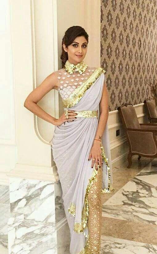 314b725f2ed065 Shilpa shetty and her pretty dress