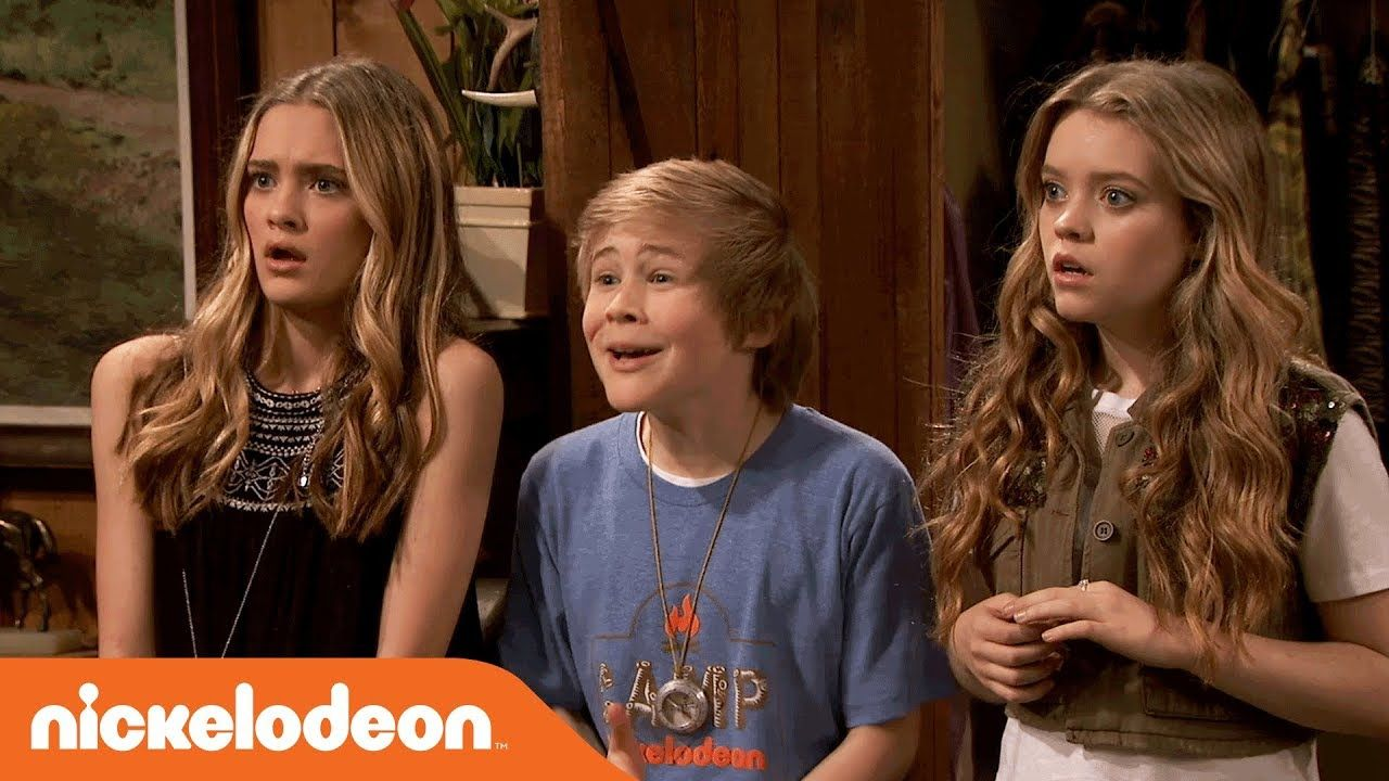 nickelodeon sizzling summer camp special trailer