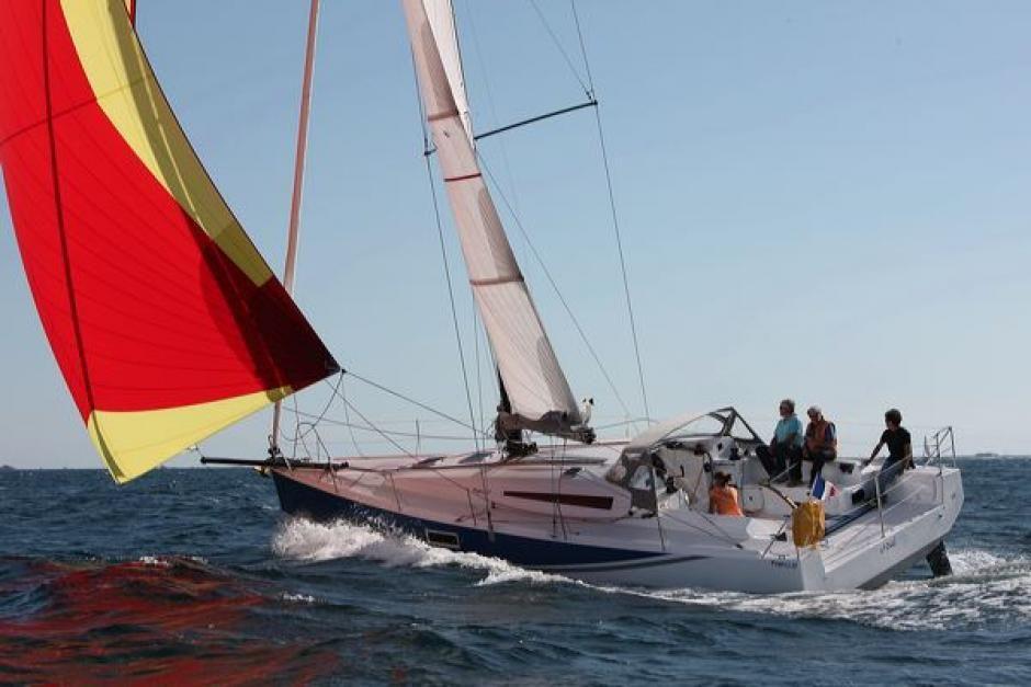 Sail across the Atlantic and back, preferably on my Pogo