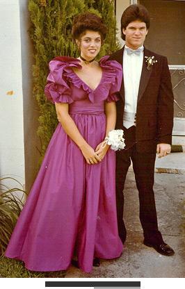 The 80s Prom Dress   80s prom dress