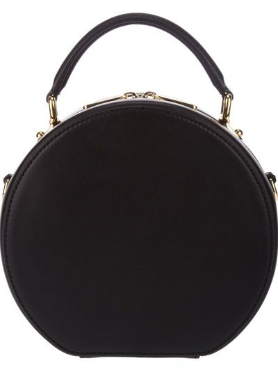 DOLCE and GABBANA Round Tote Bag