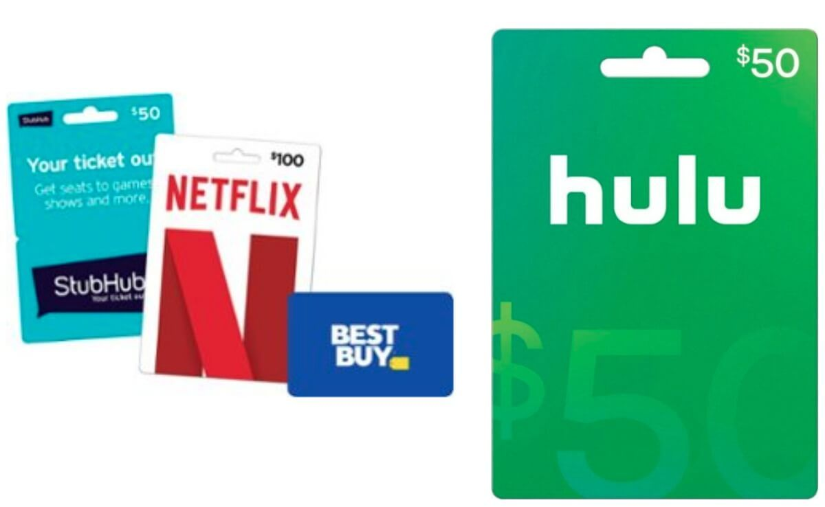 Photo of Free $15 Best Buy Gift Card with $100 in Select Gift Cards |