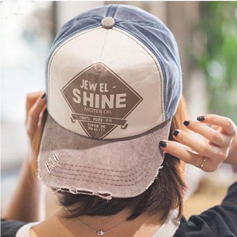 d5f9f8c57258d3 Jewel Shine Denim Baseball Cap | ITS NOT THE HAT THAT MAKES YOU LOOK ...