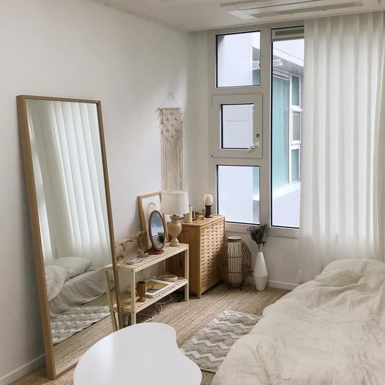 𝓉𝒽𝒾𝓇𝓈𝓉𝓎𝓀𝑜𝑜𝓀𝒾𝑒 ♕  bedroom design minimalist room