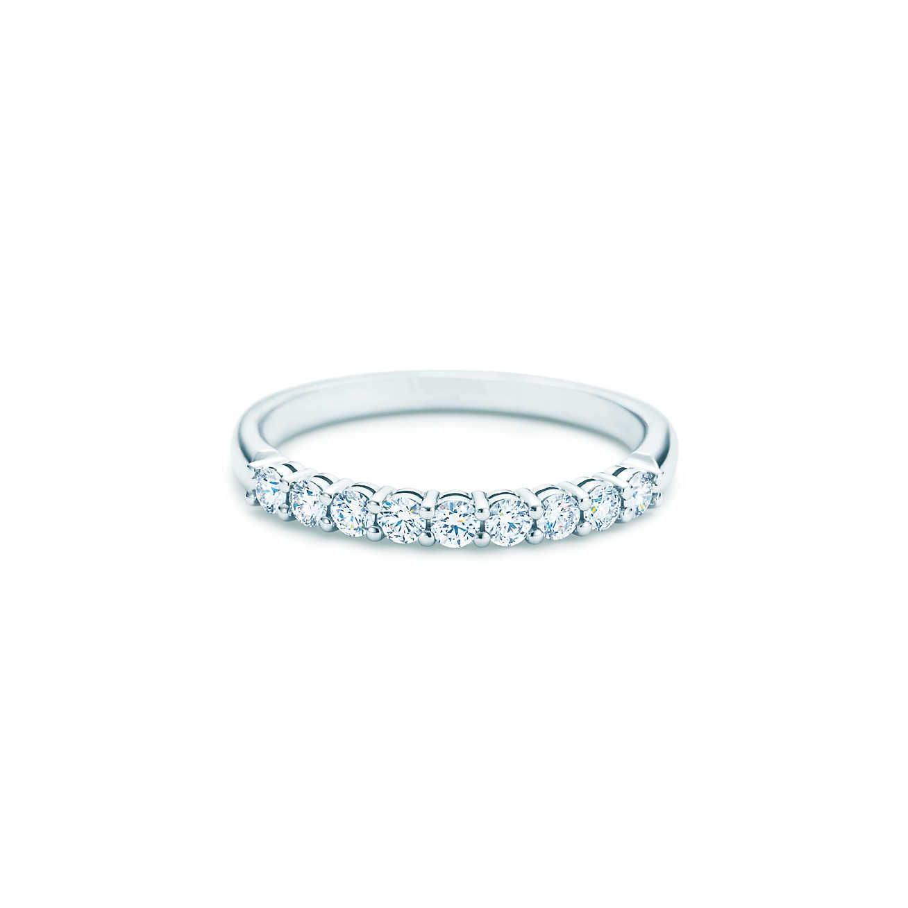 Lovely Tiffany Embrace Band Ring