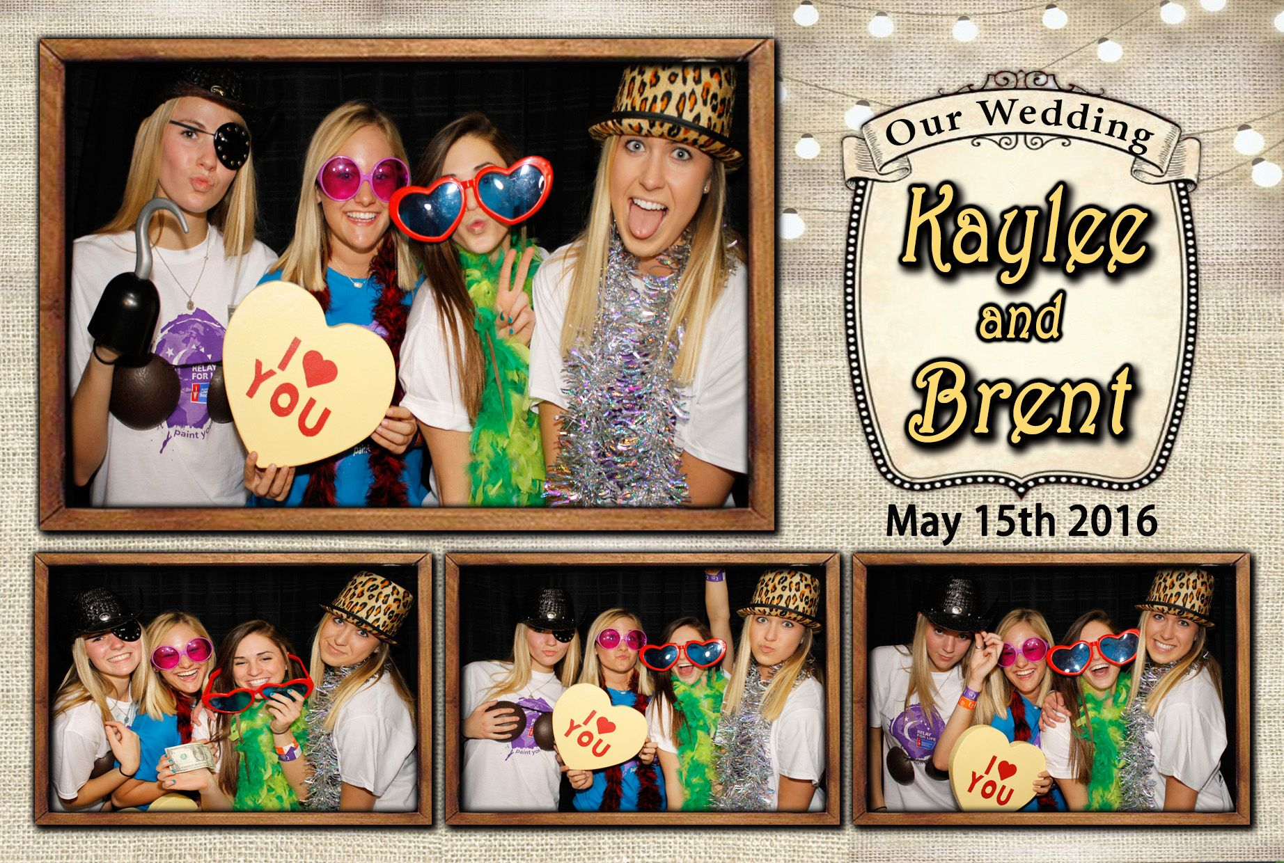 Pin By The Looking Glass Photo Booths On Free Wedding Photo Booth