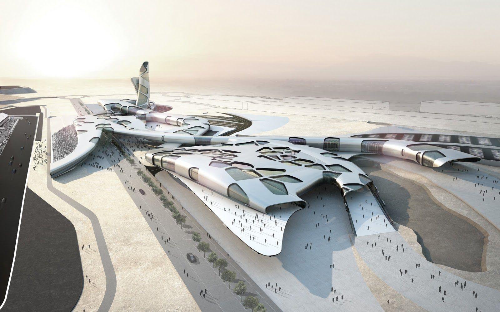 International Architectural Design Competition   La Ciudad del Motor   Alcaniz   Aragon   Spain   UNStudio
