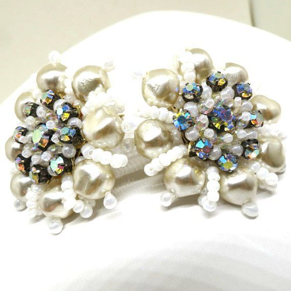 b05e81f8bbd Colleen Toland Earrings - Vintage