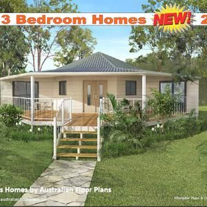 2 & 3 Bedrooms Small Houses Home Design Book Australian and International Home Plans See Bunnings ikea