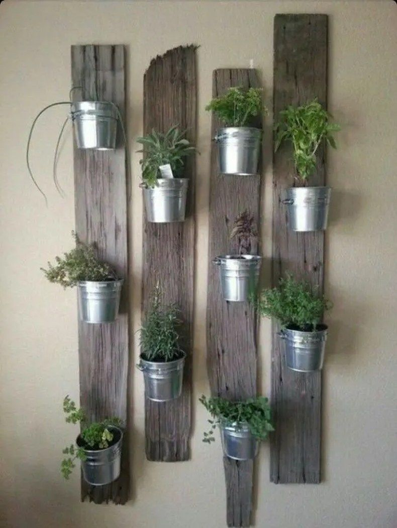 5 how to refresh your balcony decor with plants and on indoor herb garden diy wall vertical planter id=63087