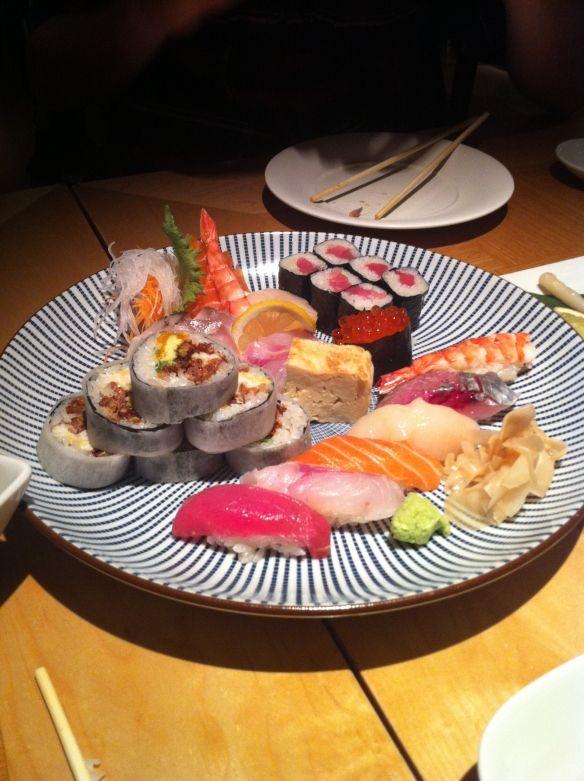 I love Sushi!