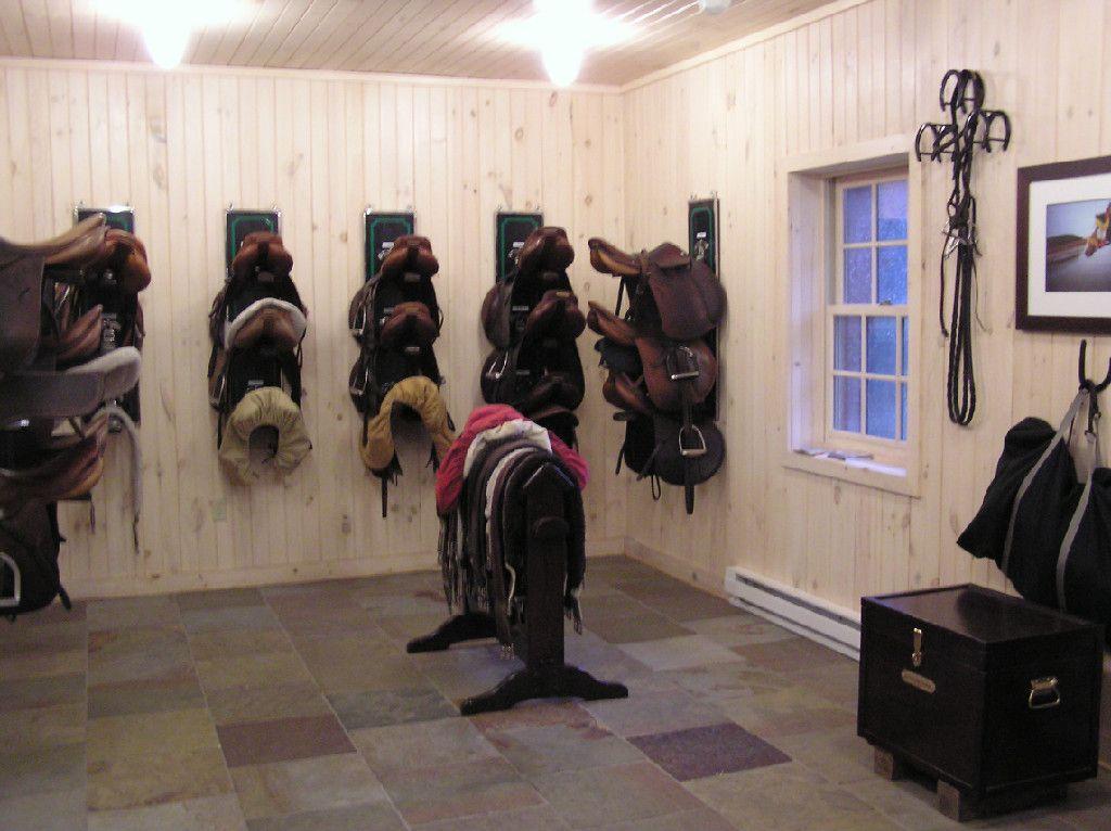 Bright and airy tack room- Kingbarns.com