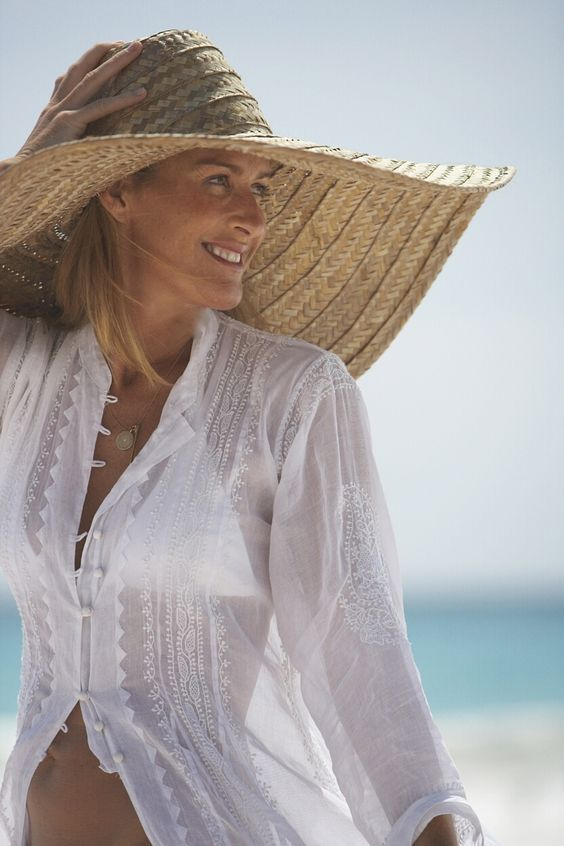 ea8beca06 Pin by MP on Beach   Fashion, Summer outfits, Hats