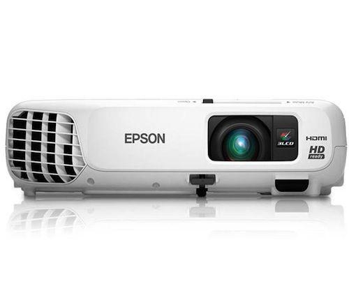 Epson permite ver el fútbol en HD en más de 100 pulgadas