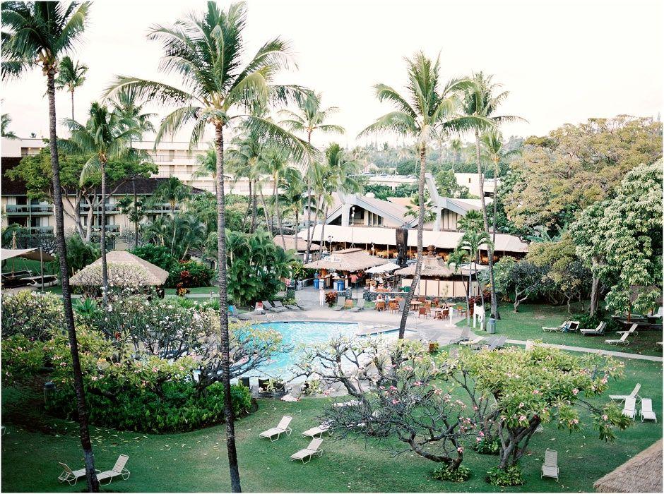 Kaanapali Beach Hotel Maui Destination Wedding Photographer
