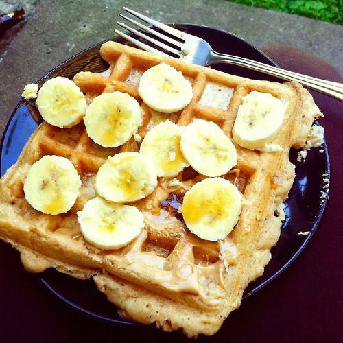 waffle / pancake mix