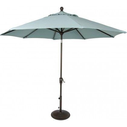 9' Push Button Tilt #Umbrella from #Trex
