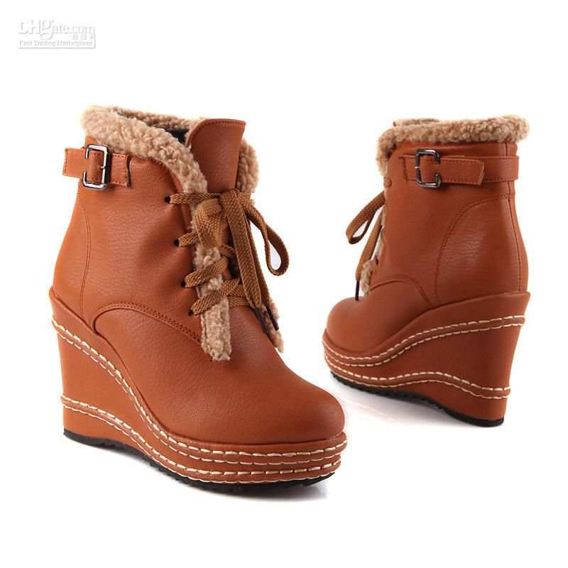 Women Shoes Boots - Boot Hto