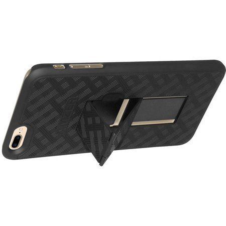 4be2a47b99 Amzer Snap-On Case with Kickstand for Apple iPhone 7 Plus in 2019 ...