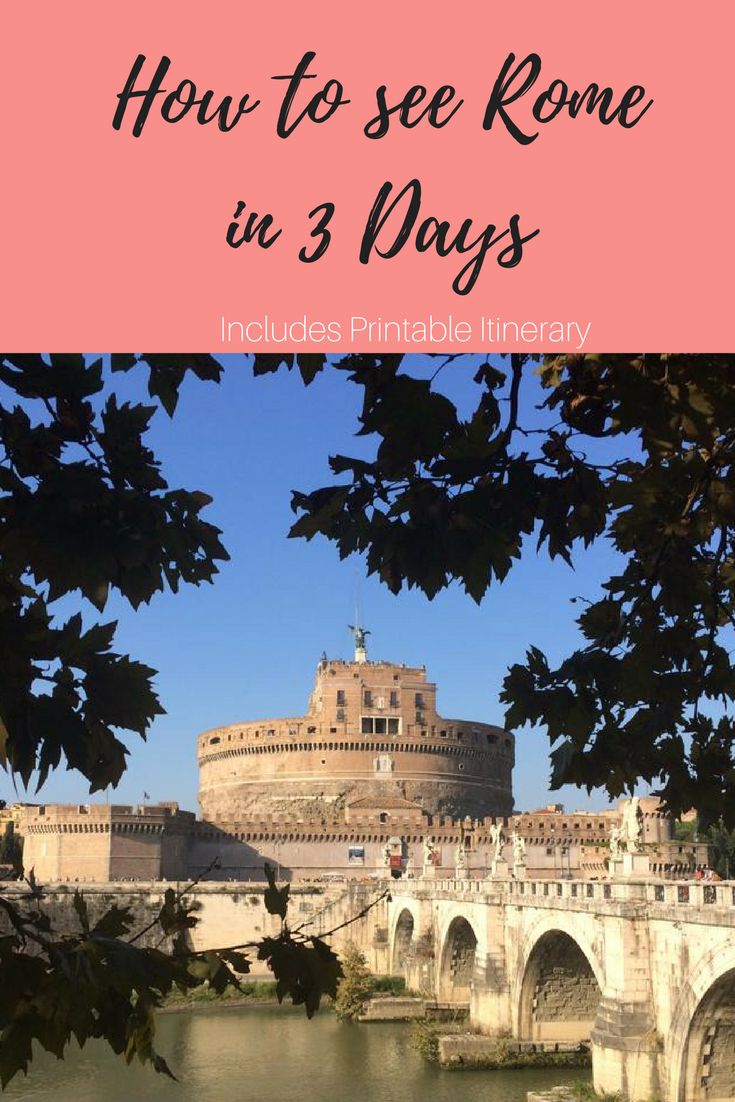 How to spend 20 days in Rome — Earth Lists   20 days in rome, Rome ...
