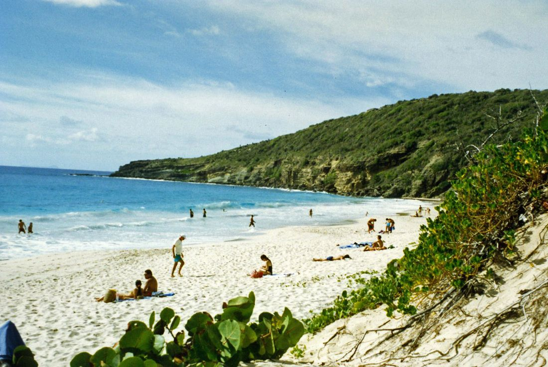 Showing Reverence to the Captivating Caribbean Beaches
