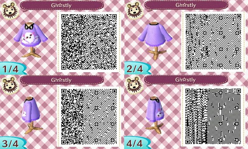 New Leaf Qr Codes With Images Qr Codes Animal Crossing Qr