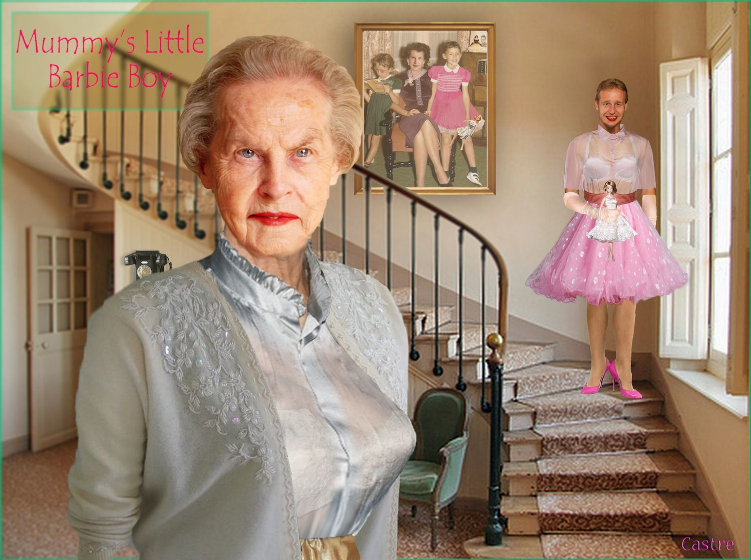 ... Sissy, Mother In Law, Fiction Images, Boy Cartoons, Sissy Art