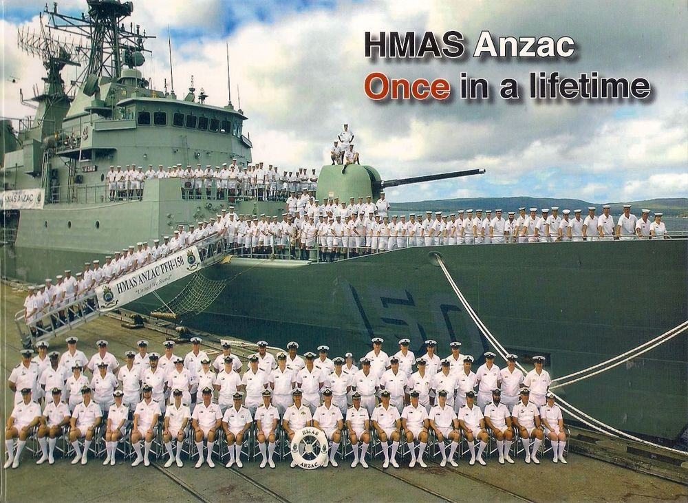 Hmas Anzac Northern Trident 2005 Hmas Anzac Has Played A Significant Role In Promoting The Royal Australian Navy Royal Australian Navy Naval History Anzac Day