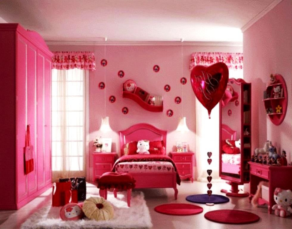 Room Inspirations at Stunning combinations for girls