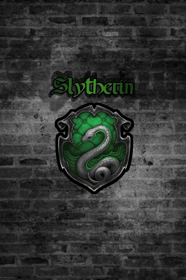 Slytherin! Harry potter wallpaper phone, Harry potter