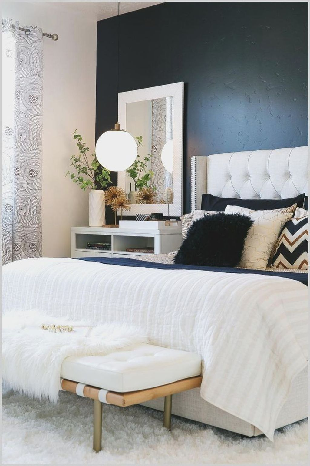 30+ Stunning Teenage Bedroom Decoration Ideas With Big Bed ...