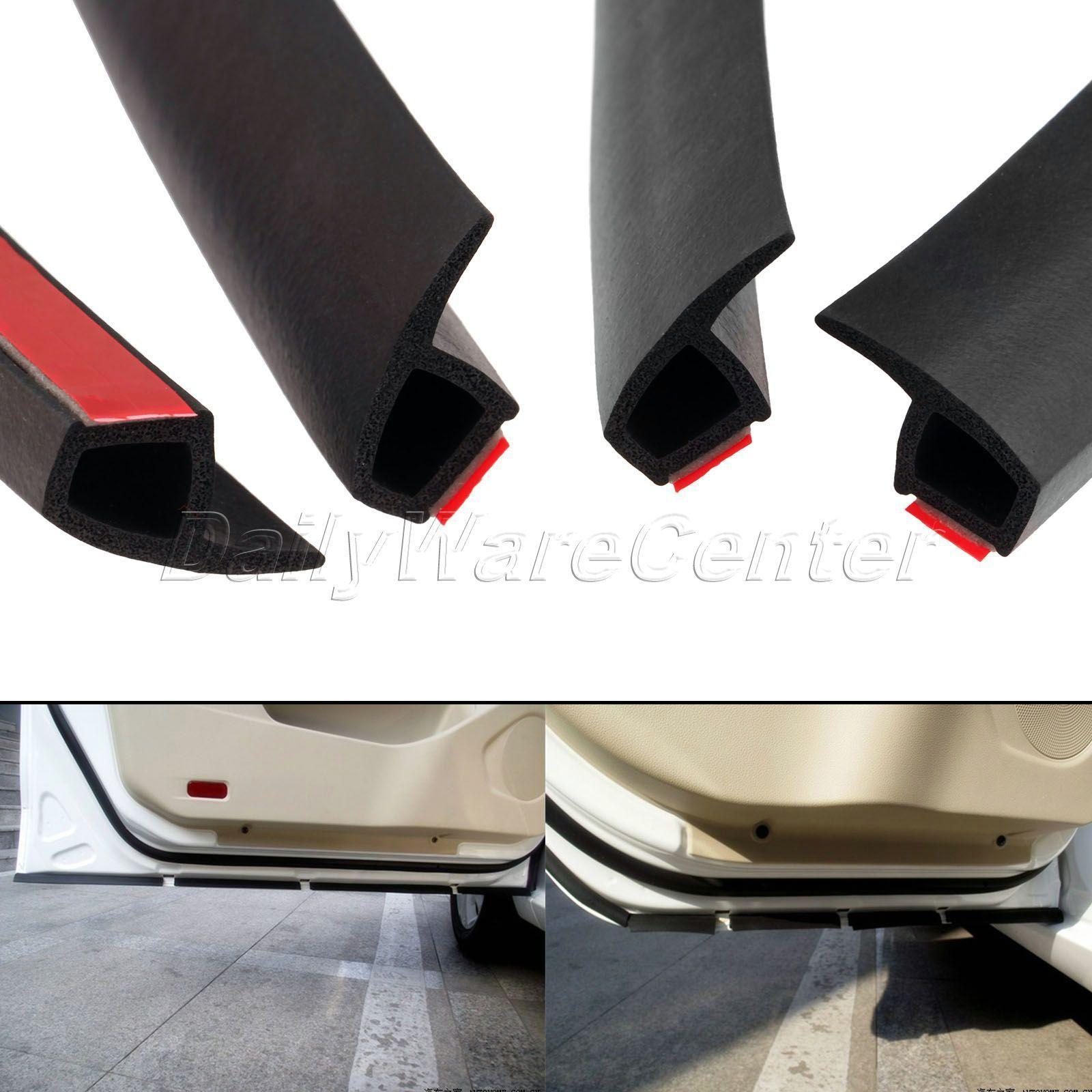 200 508cm Edge Trim Weather Stripping Universal Car Door Rubber Seal Strip Decoration Protect Tinted Windows Car Glass Shower Door Seals Car Door Rubber Seal