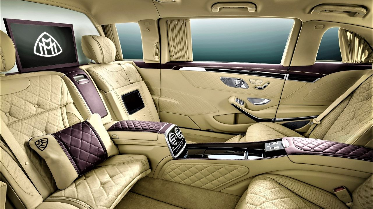So We Present A 2018 Mercedes Maybach S600 Luxurious INTERIOR. In This  Video I Will Show You Whats Inside Of The Worldu0027s MOST Luxurious Vehicle  Looks Like.