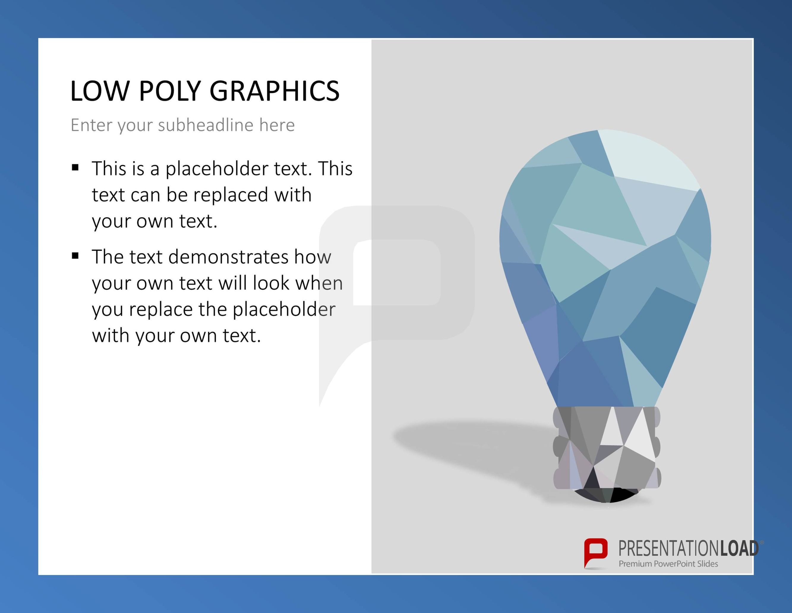 19 best LOW-POLY-GRAFIKEN // POWERPOINT images on Pinterest ...