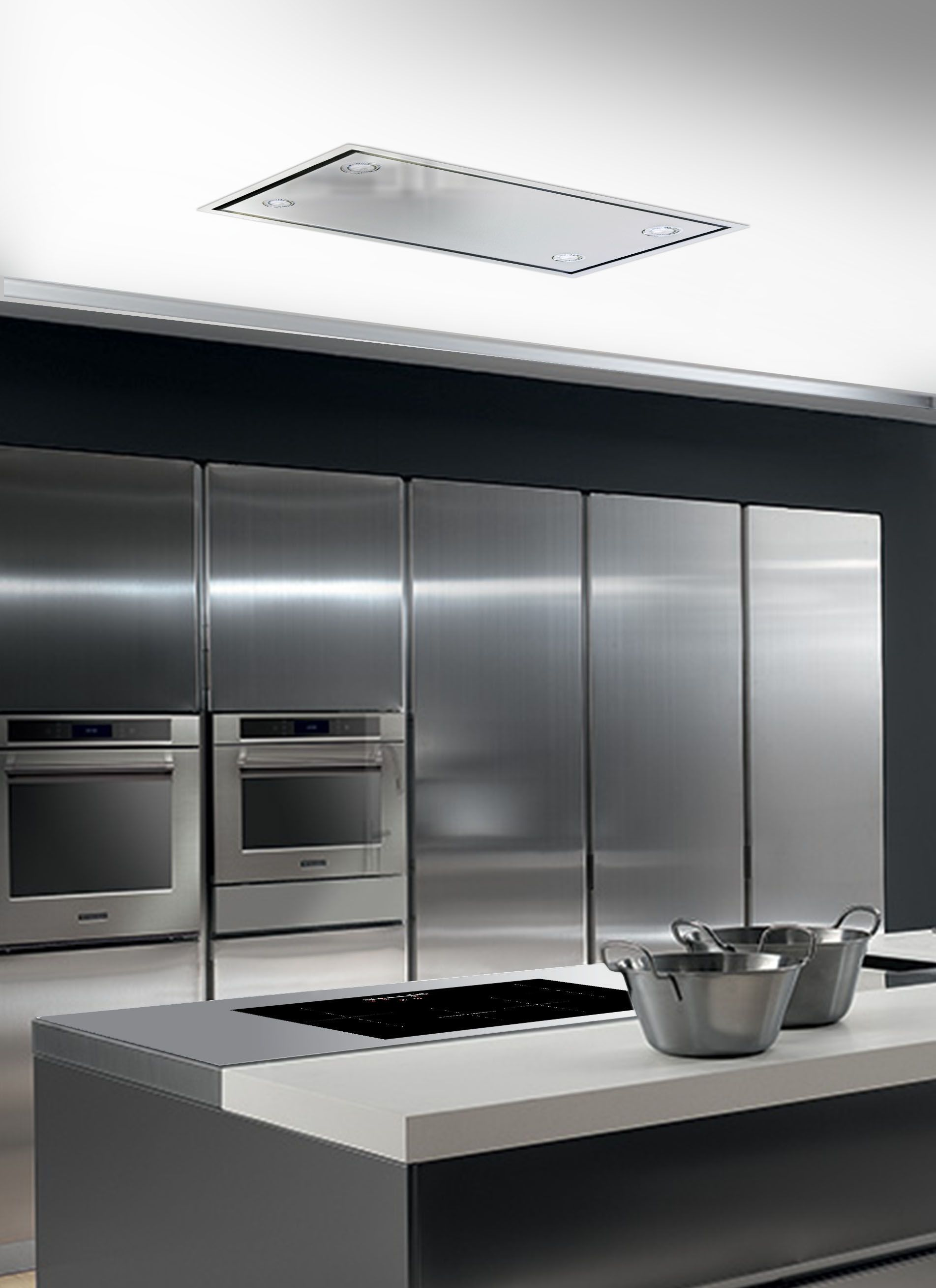 Skyline Ce120 Kitchen Ceiling Extractor Extractair Kitchen