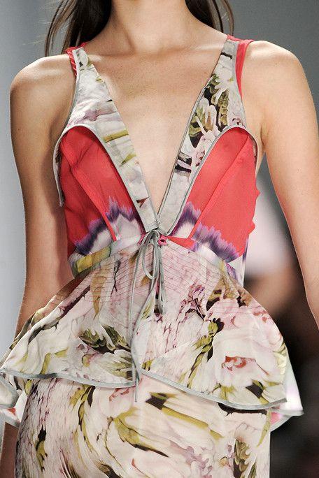Vera Wang S/S 2012