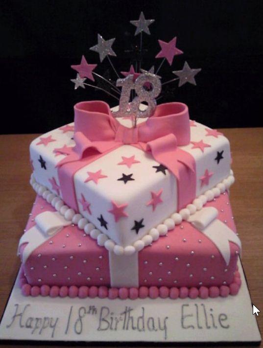 Jay Cake Cakes Cake Birthday Cake Girls 18th Birthday Cake For