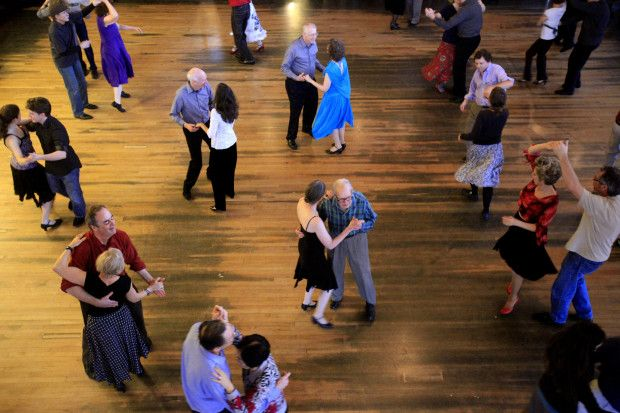 Take your Valentine dancing at Century Ballroom | The Seattle Times