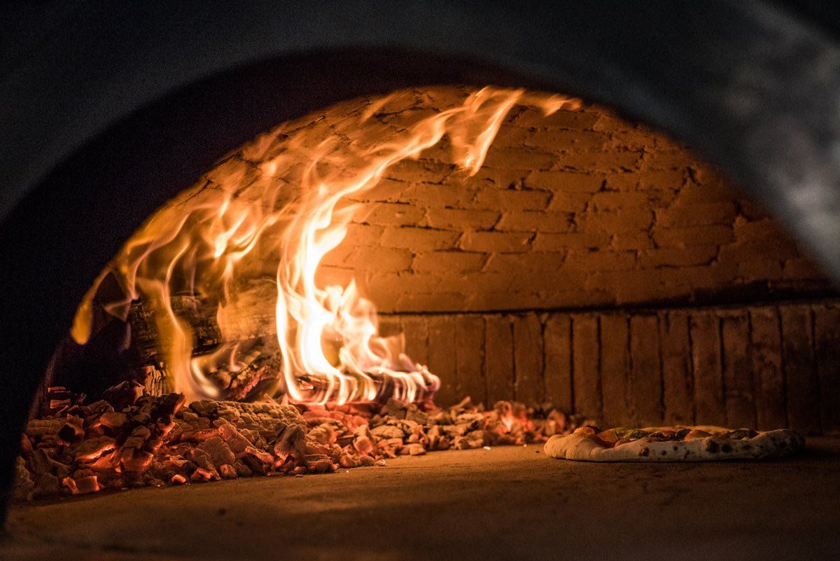 The Annex Kitchen's Pizza Oven in Fresno County (With
