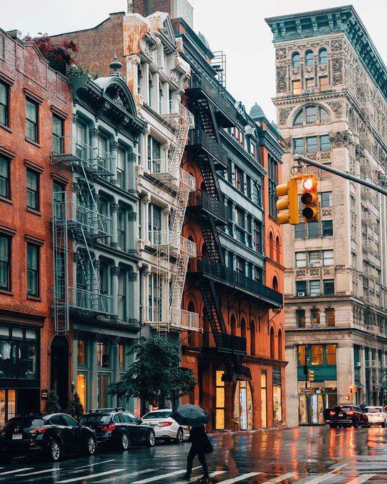 Cafes In Soho New York