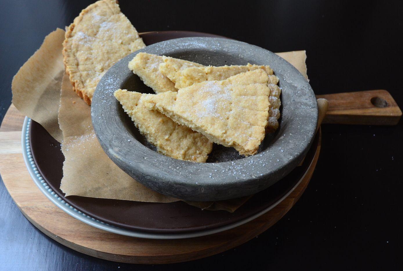 Shortbread koekje uit Schotland
