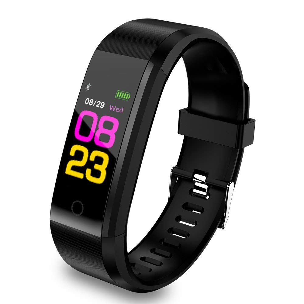 Fitness Tracker, Sleep monitor and Heart Rate