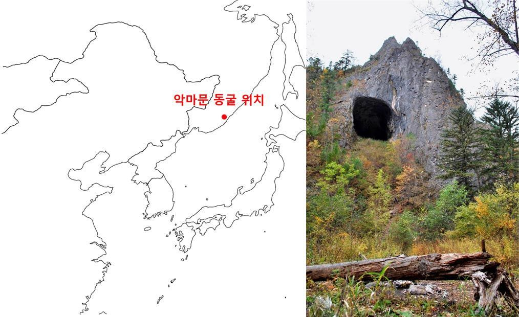 Devilu0027s Gate cave Chertovy