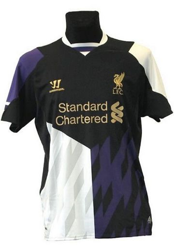 size 40 10aa2 7ea0d Shocking images of Liverpool's new kits for next season ...
