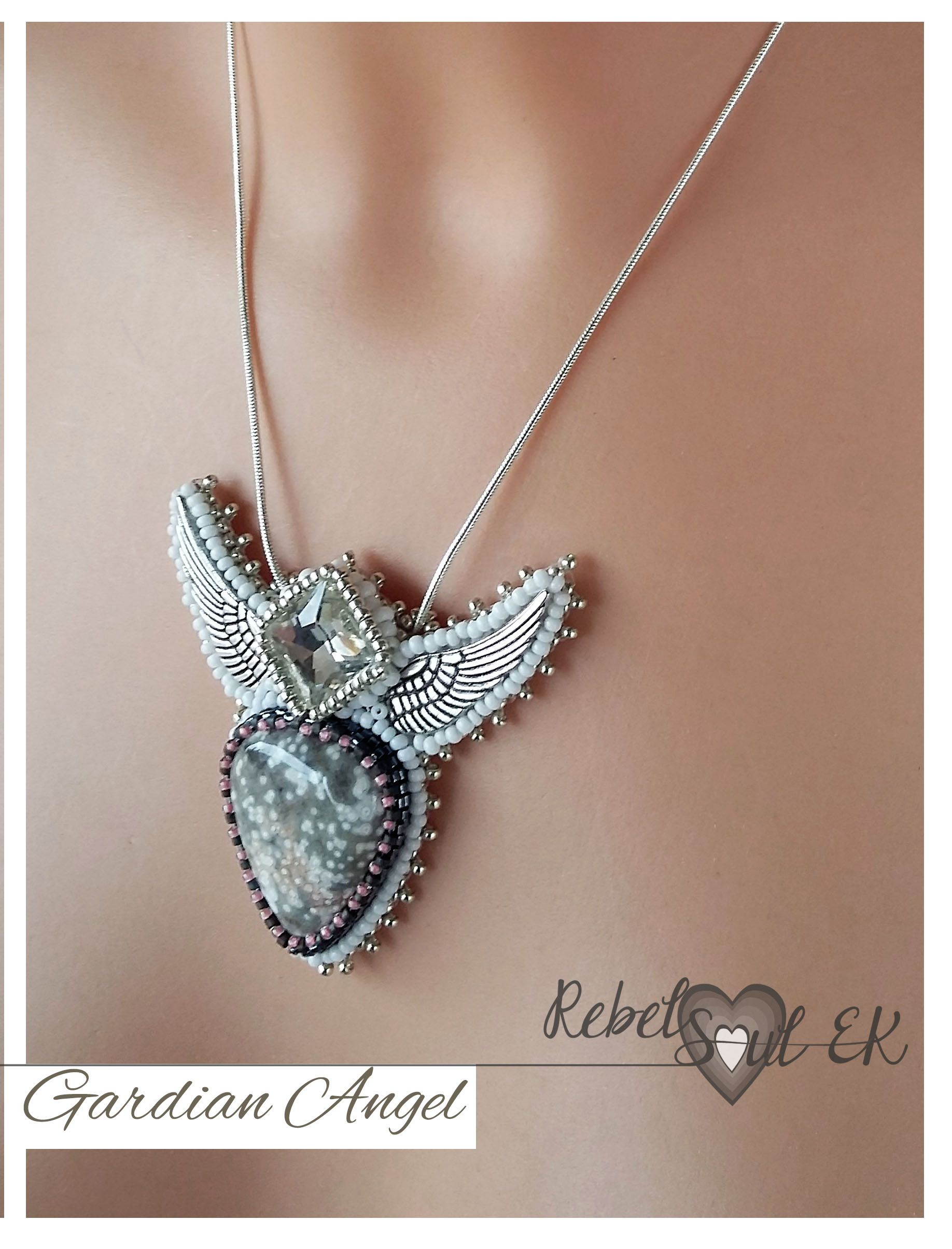 wing all silver bling locket angel theme view sterling open inch heart necklace crystal feather pendant winged pmr jewelry
