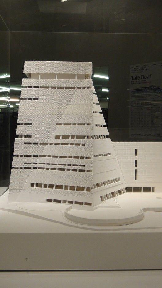 In Progress Tate Modern Expansion Herzog De Meuron Tate Modern Architecture Model Arch Model