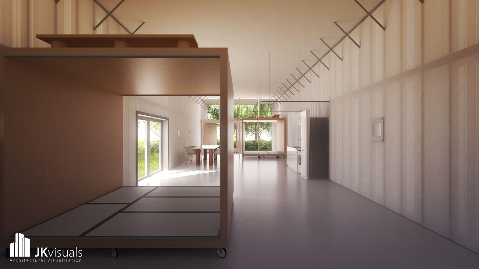 Naked House / Shigeru Ban ⋆ ArchEyes
