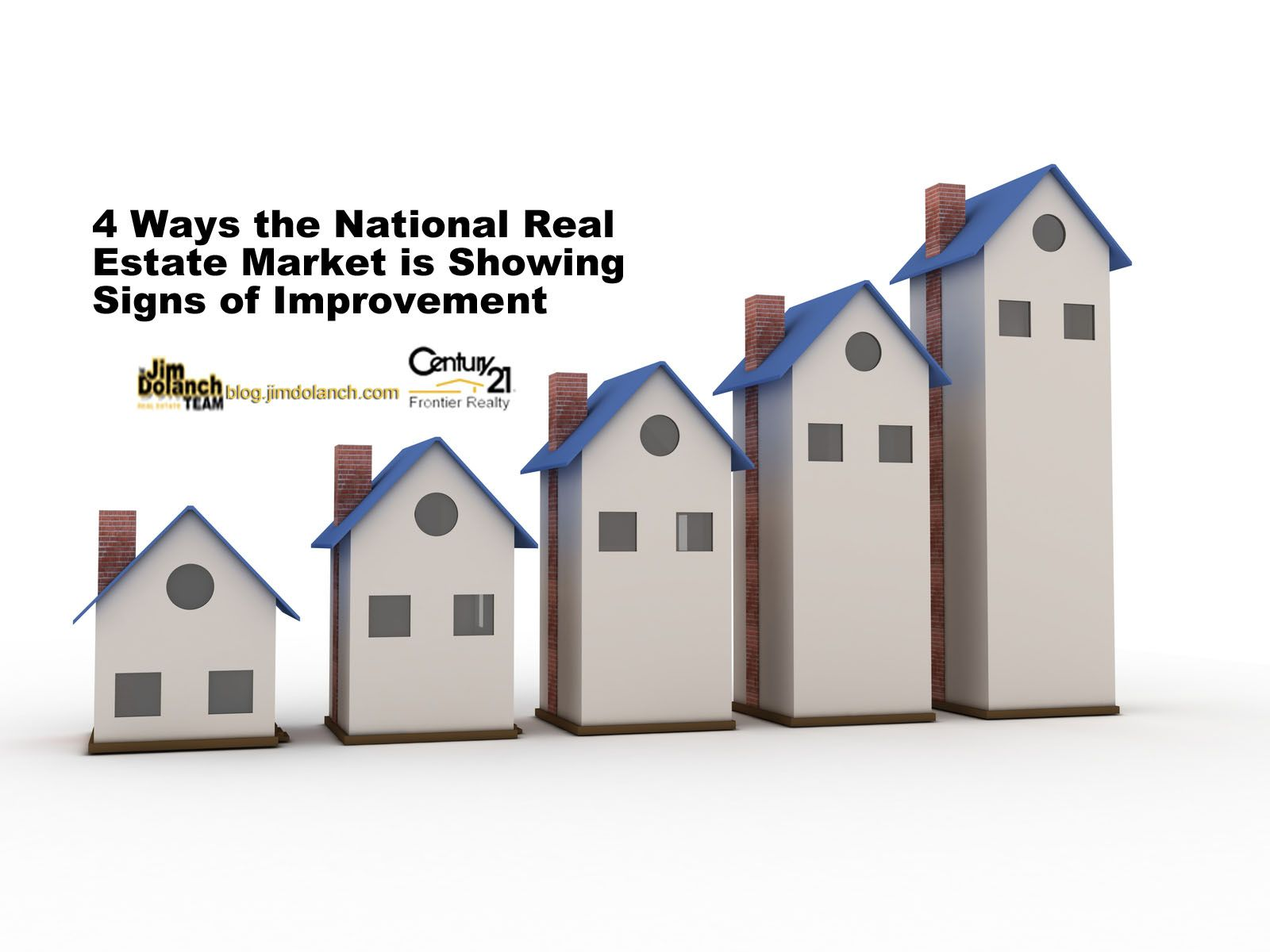 4 Ways The National Real Estate Market Is Showing Signs Of
