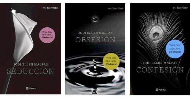 Seducción Obsesión Y Confesión De Jodi Ellen Malpas Photo Album Scrapbooking My Books Books